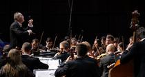 Orchestra Romana de Tineret: Foto Virgil Oprina