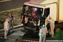 Camionul folosit in atacul din Nisa