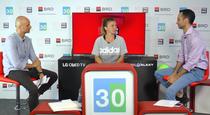 Simona Halep la BRD Tennis Insider