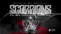 Scorpions 50th Anniversary World Tour