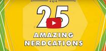 Top 25 destinatii de vacanta pentru nerds