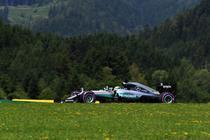 Lewis Hamilton, pole-position in Marele Premiu al Austriei