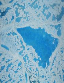 Tot mai putina gheata in Marea Arctica
