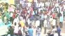 Manifestantii violente in India