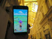Pokemon Go in Bucuresti