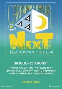 Caravana Filmelor NexT 2016