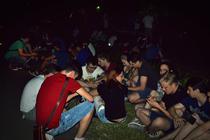 Vanatoare de Pokemoni in Parcul Herastrau
