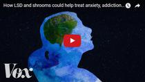 Ar putea drogurile psihedelice sa trateze anxietatea si depresia?