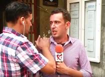 Echipa reporter-cameraman