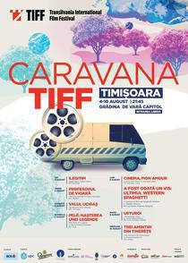 Caravana TIFF la Timisoara