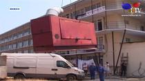 Generator ridicat de la Hotel Histria
