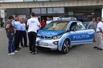 BMW i3 Masina de Politie
