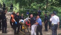 Explozie in Central Park