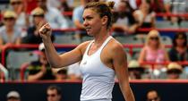 Simona Halep, la turneul de la Montreal