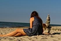 la plaja