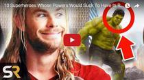 Top 10 Super-puteri cu care nu am putea trai