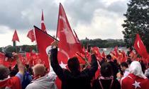 Miting pro-Erdogan la Koln