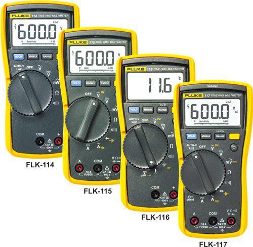 multimetre digitale fluke 110