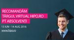 Targul Virtual Hipo pentru absolventi