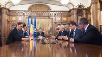 Consultari pe tema Brexit la Cotroceni (24 iunie 2016)