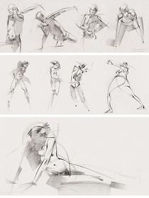 Figura umana - curs de desen