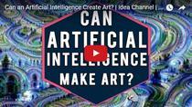 Ar putea arta realizata de programele de inteligenta artificiala sa fie evaluala la acelasi nivel precum arta traditionala?