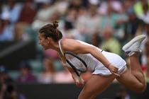 Simona Halep, eliminata de la Wimbledon