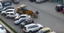 Dorel si buldozerul