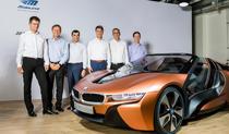 Parteneriat BMW - Intel - Mobileye