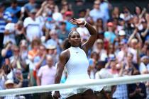Serena Williams, castigatoare la Wimbledon