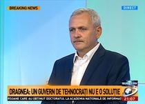 Liviu Dragnea la Antena 3