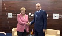 Merkel si Erdogan (foto arhiva)