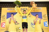 Christopher Froome, Turul Frantei 2016