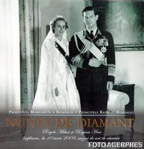 Volumul Nunta de Diamant, la aniversarea a 60 de ani de la casatoria Regelui Mihai si Regina Ana (2008)