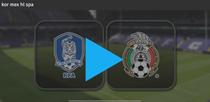 Mexic vs Coreea de Sud, la JO 2016