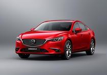 Mazda6 Facelift 2016