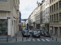 Strada din Bruxelles