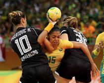 Brazilia, victorie cu Muntenegru