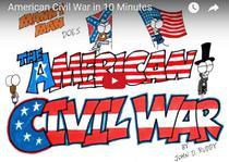 Razboiul Civil American istorisit in 10 minute
