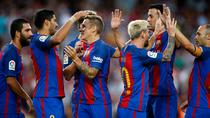 Barcelona, victorie cu Sevilla