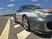 Porsche 911 Turbo Politie