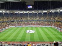 Arena Nationala in asteptarea marelui meci