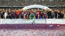 Barcelona a castigat Supercupa Spaniei