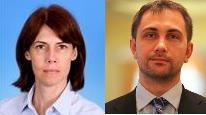 Alina Constantinescu si Lucian Isar