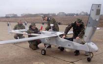Drona Shadow 600 din dotarea fortelor armate romane