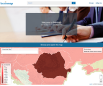 Platforma Brainmap.ro