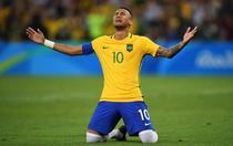 Neymar, in lacrimi dupa executarea penaltiului