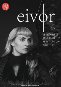 Eivør in concert in Bucuresti 2016
