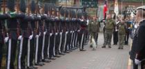 Pinguin inaintat la grad de brigadier