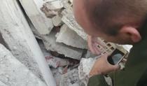 Cutremur in Italia: Femeie prinsa sub daramaturi